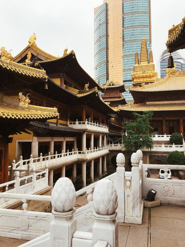 Amy's photo of architecture in China