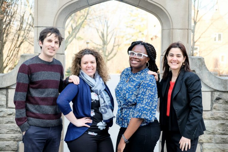 International student success team