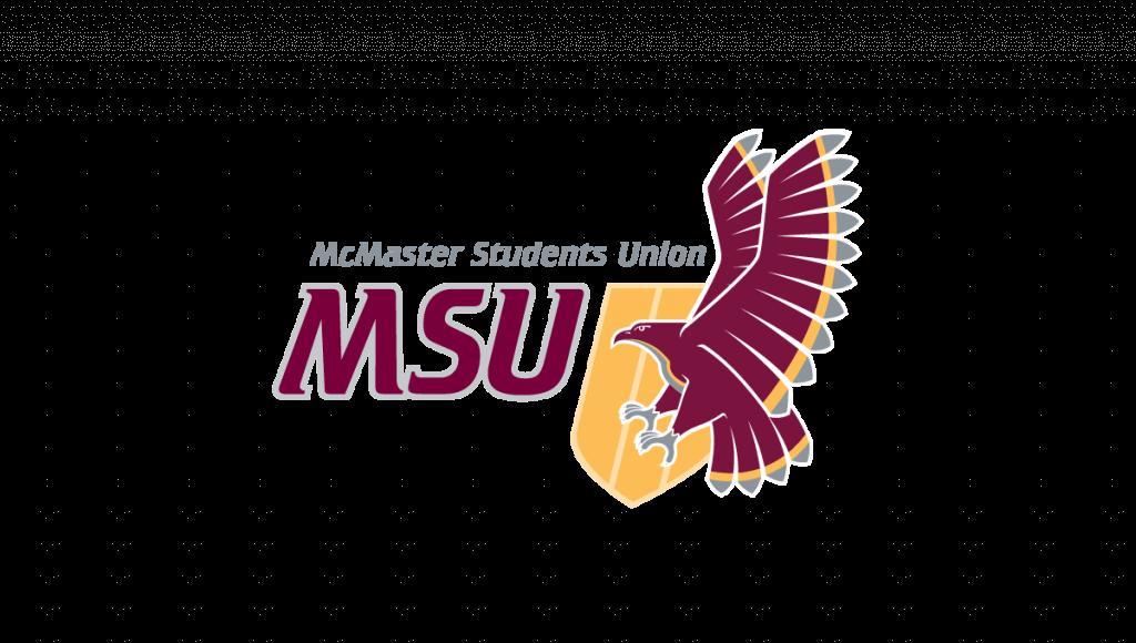 McMaster Students' Union Logo