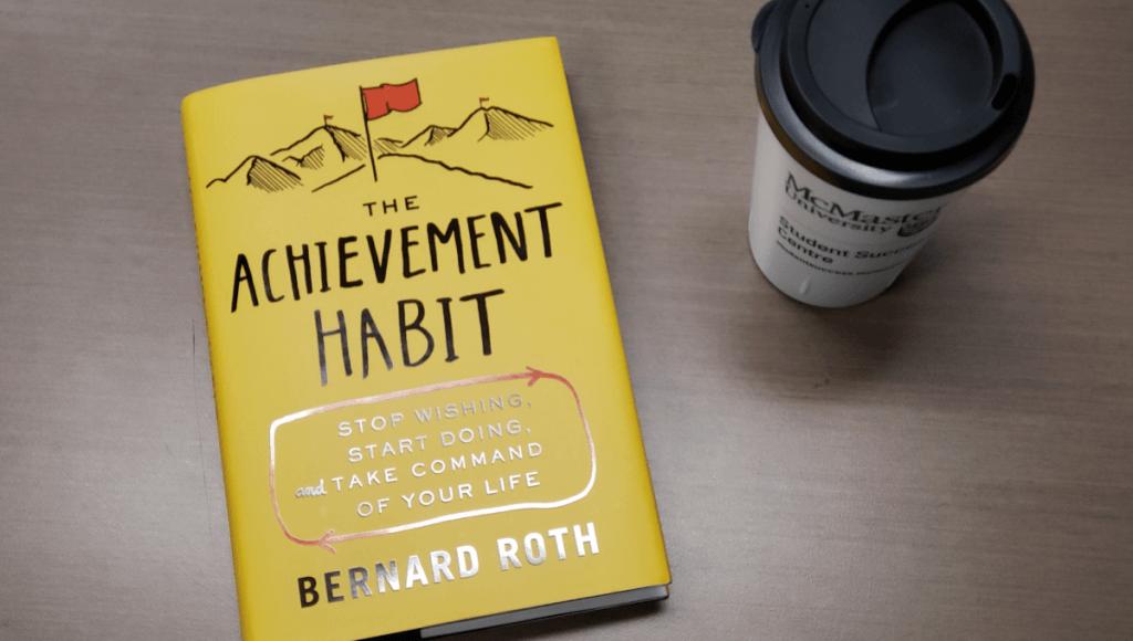 The achievement habit book