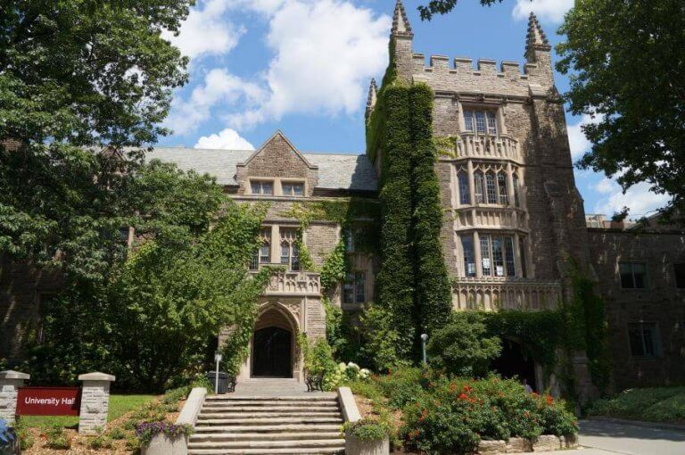 McMaster University Hall
