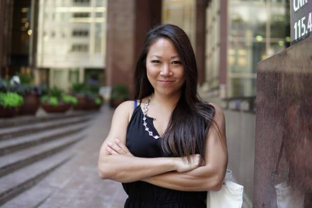 Finance expert Michelle Hung, the Sassy Investor
