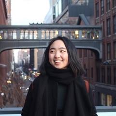 Hannah Kim, academic coach