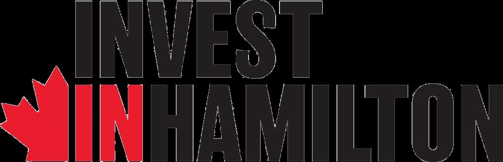 Invest in Hamilton logo.