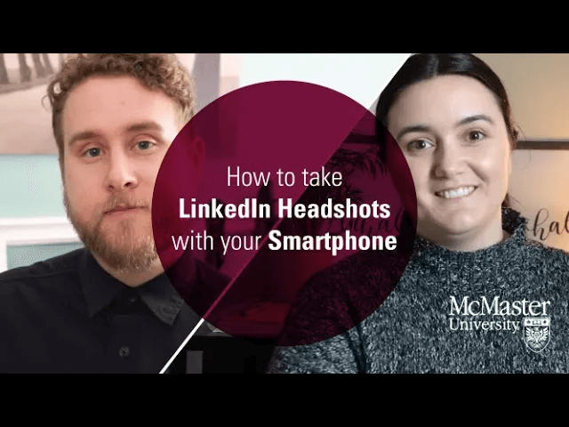 How to Take LinkedIn Head Shots with Your Smart Phone.