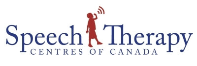 Speech Therapy Centres of Canada logo.